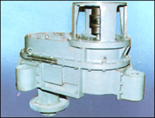 Aerator Gear Boxes